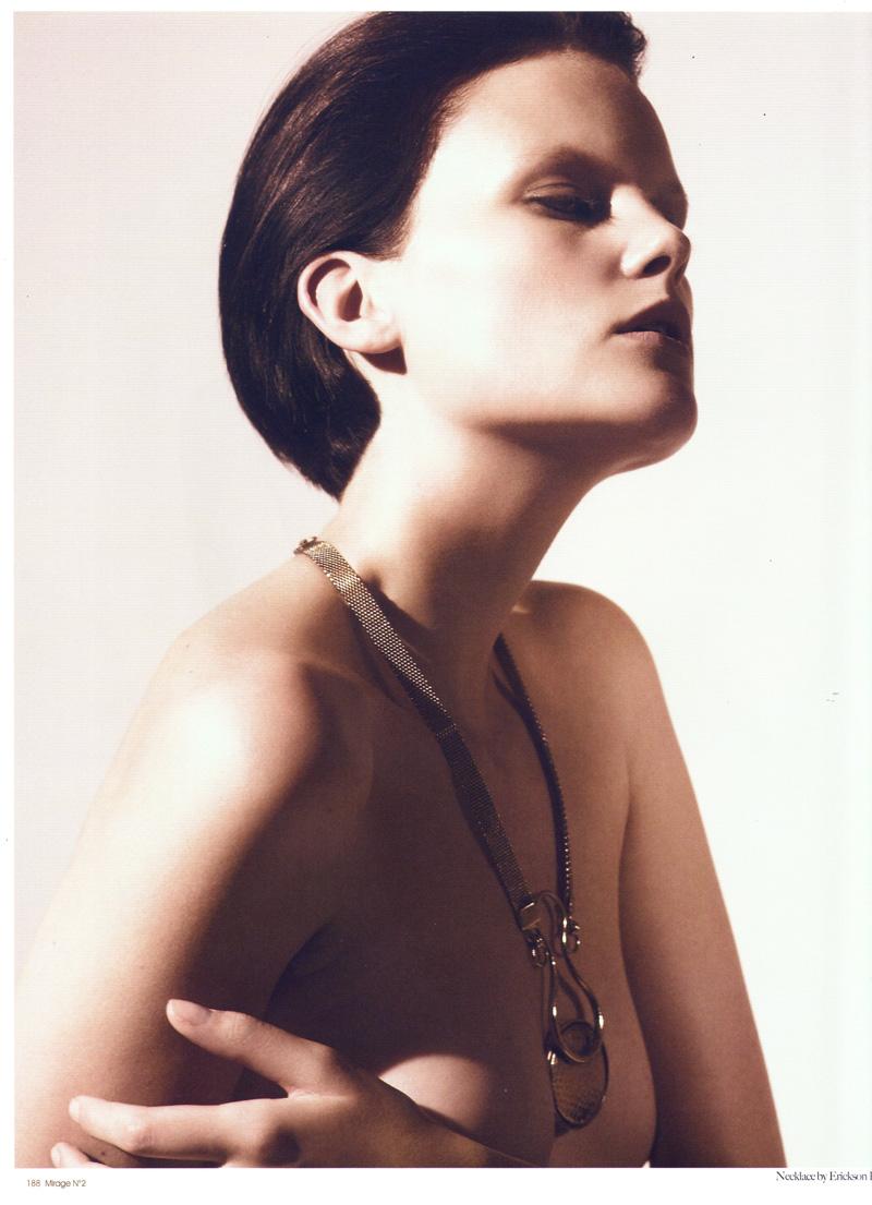 Anna Lundgaard by Laurence Ellis   Mirage Spring 2010