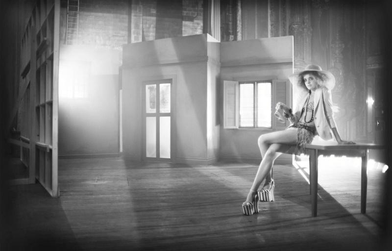 Morning Beauty | Natalia Vodianova by Glen Luchford