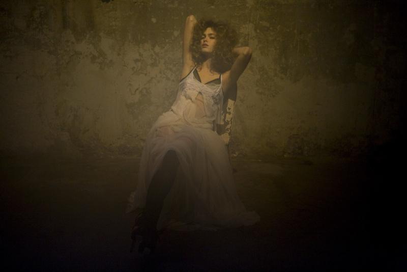 Sophie Vlaming by Stefania Paparelli   Grey Spring 2010