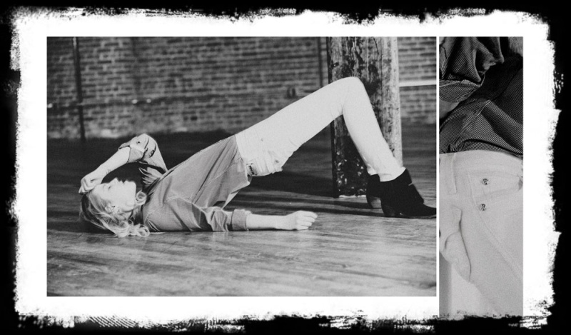 Suvi Koponen & Tyler Riggs by Chadwick Tyler | Rock & Revival Spring 2010 Lookbook