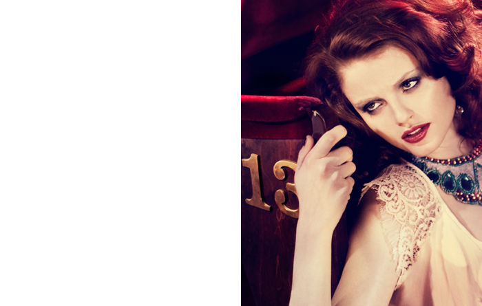 Barbora Pracharova by Waldemar Hansson | Kurv Magazine #20