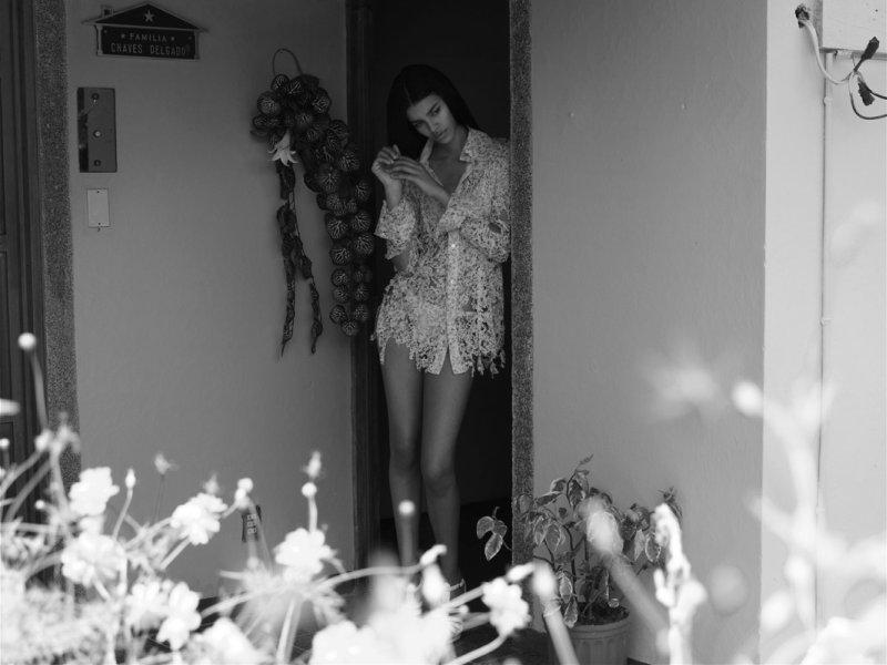 Austria Alcantara by Laurie Bartley for Ten Magazine Spring 2010