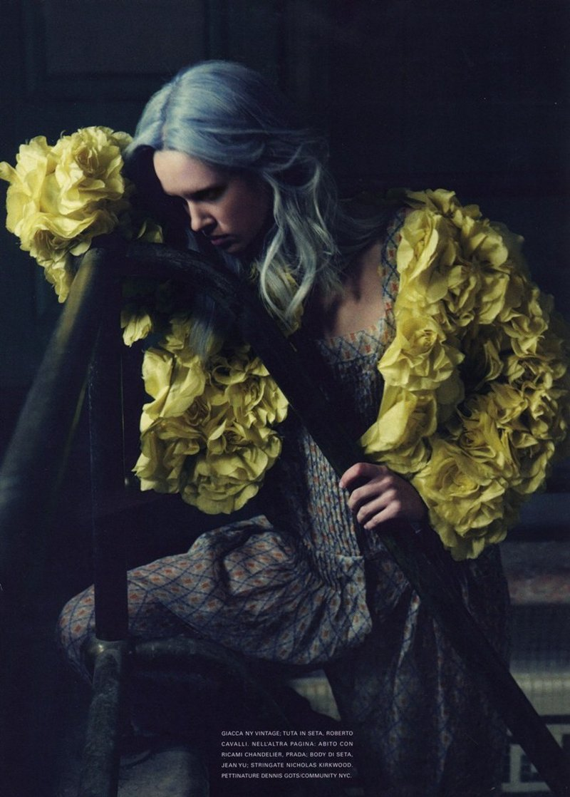 Marike Le Roux by Beau Grealy for Flair May 2010