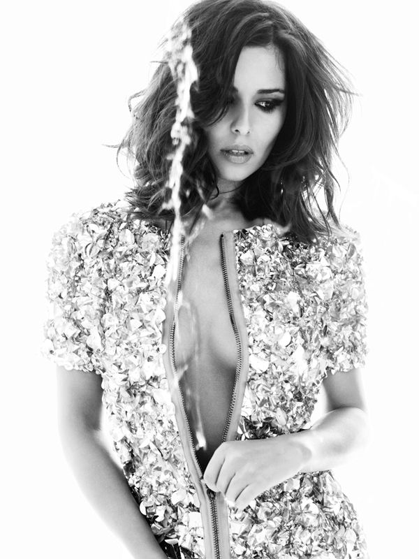Cheryl Cole by Alexi Lubomirski for Harper's Bazaar UK June 2010