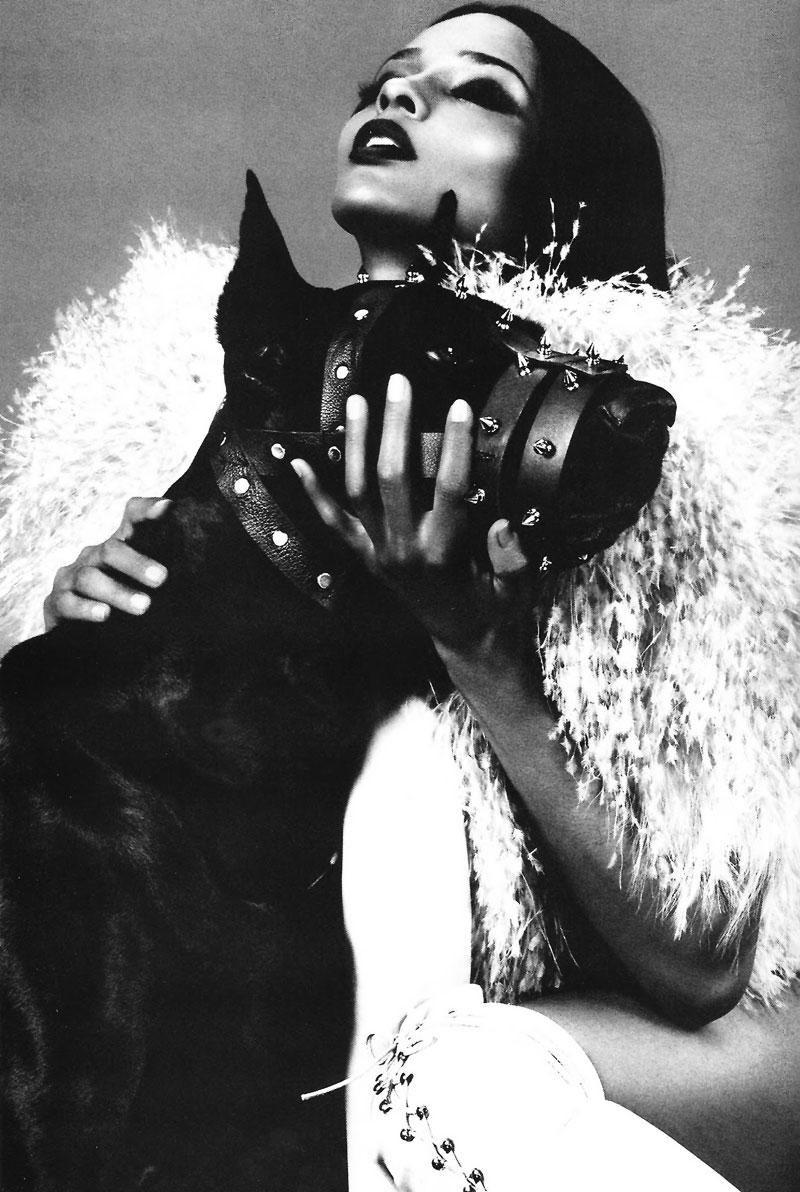 Ciara for Vogue Paris June/July 2010 by Mert & Marcus