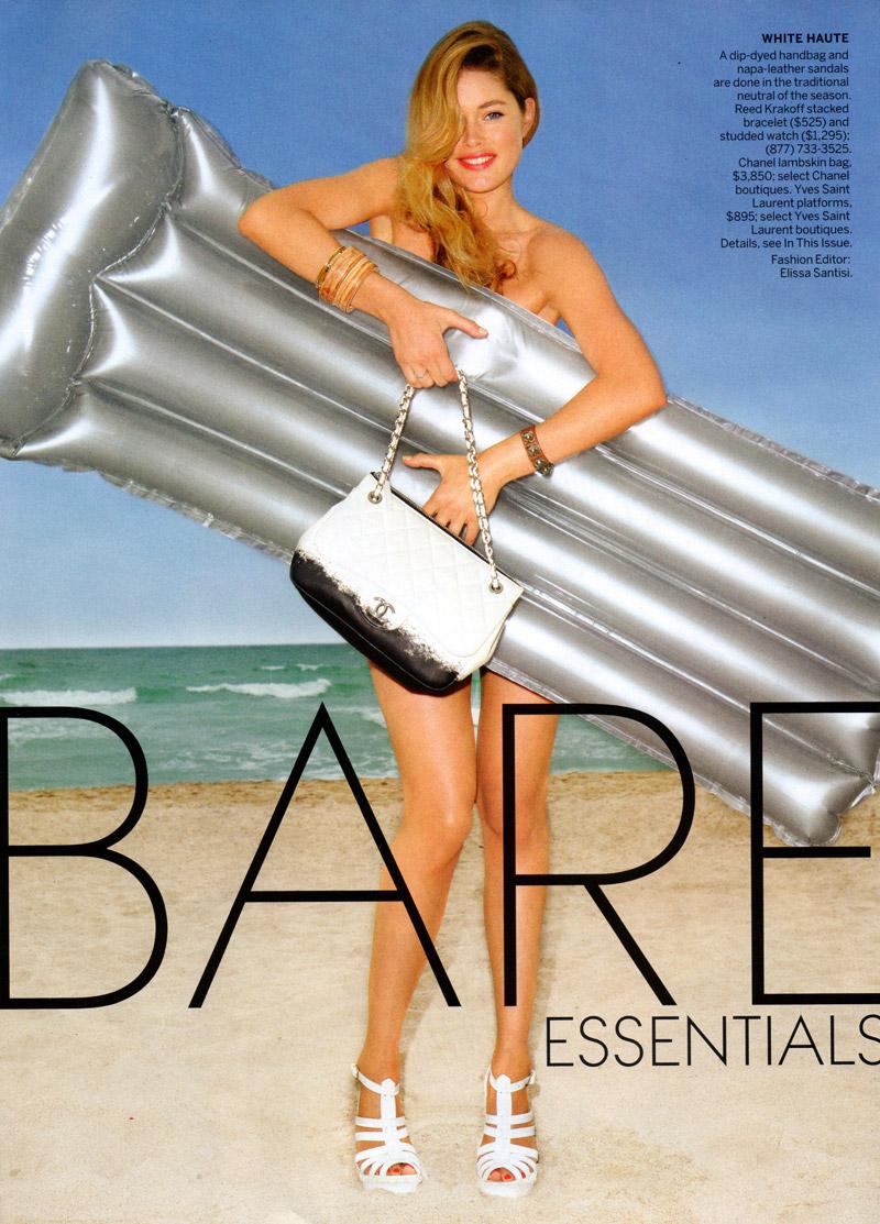 Doutzen Kroes by Terry Richardson for Vogue US June 2010