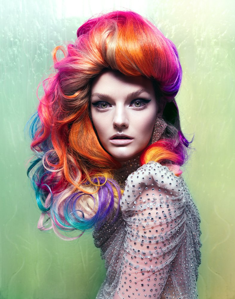 Lydia Hearst by Elias Wessel for Vixen Magazine Spring 2010