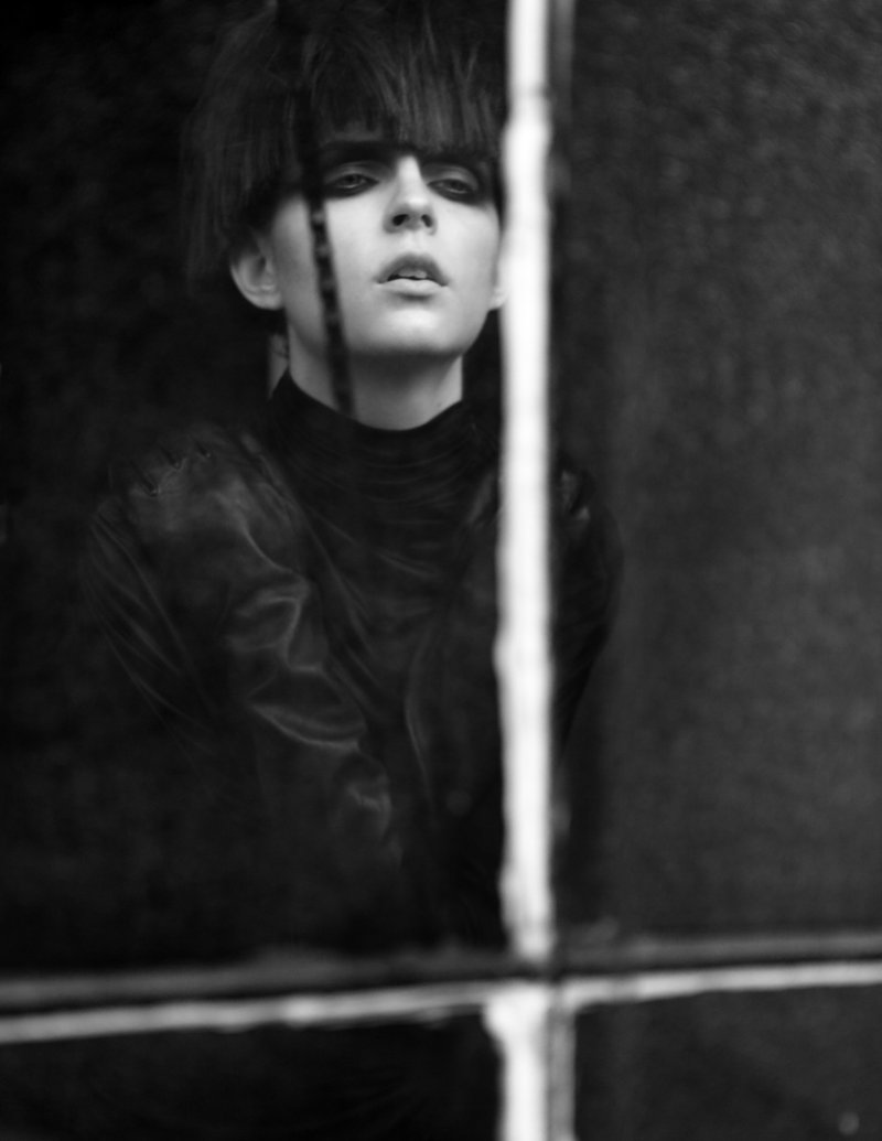 Portrait | Kel Markey by Jacob Sedrak