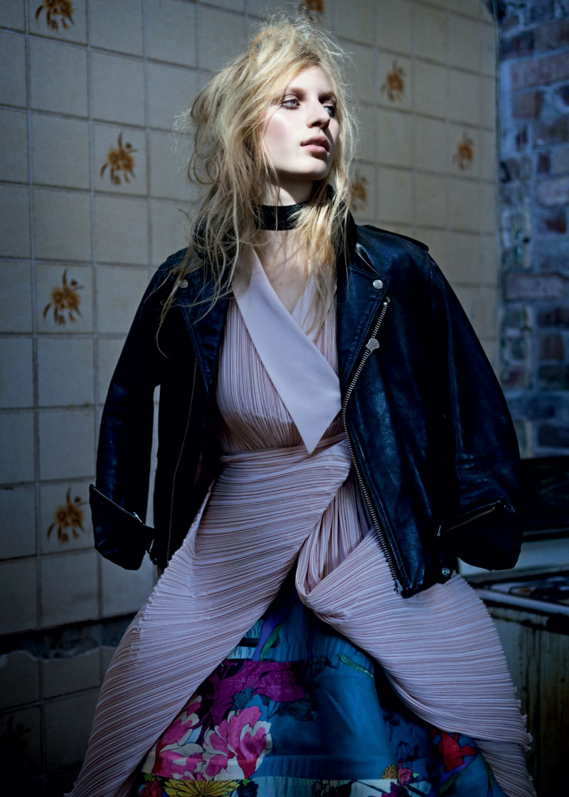 Julia Nobis by Derek Henderson for Russh #34