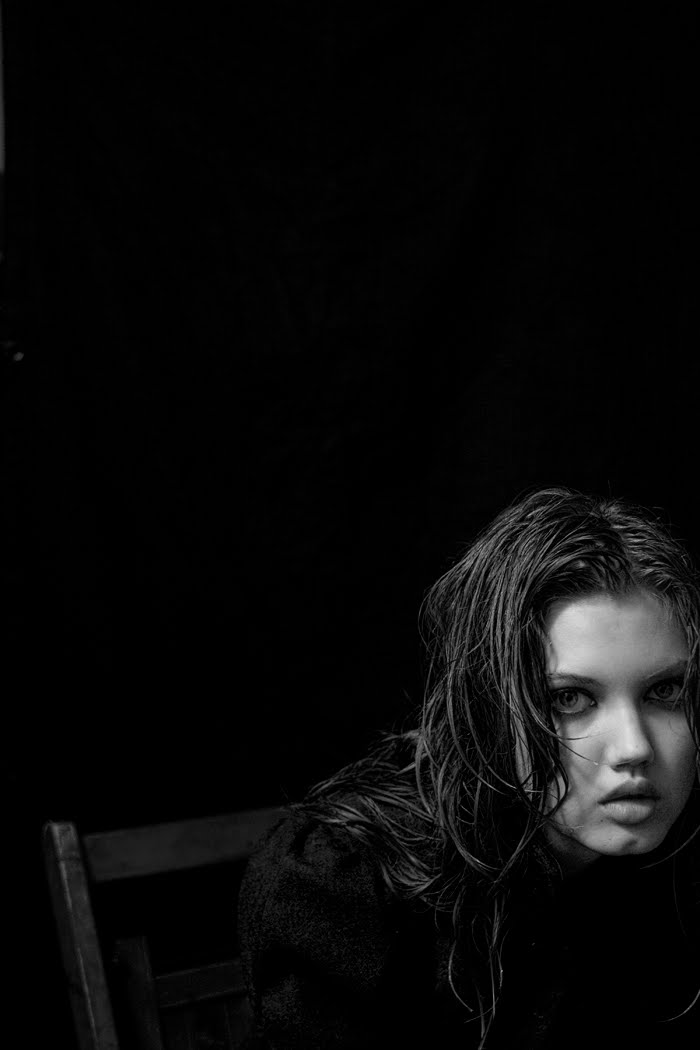Portrait | Lindsey Wixson by Jimmy Fontaine