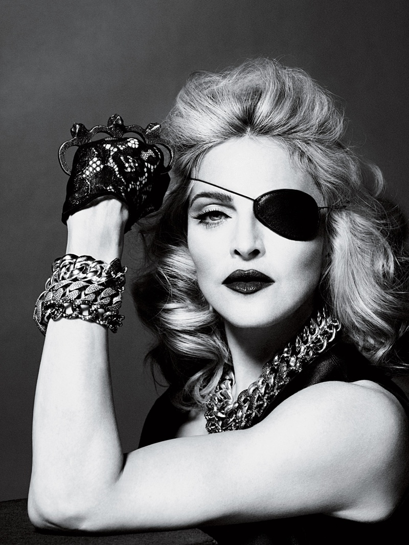 Madonna by Mert & Marcus for Interview May 2010