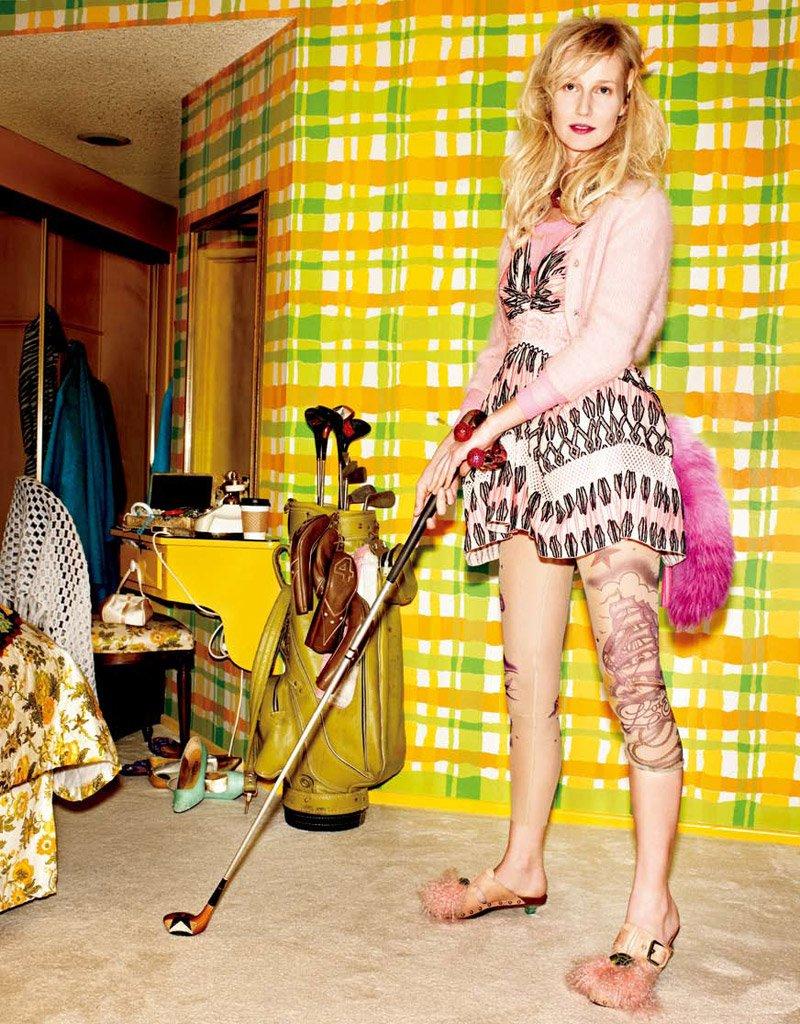 Esther de Jong by Matthias Vriens-McGrath for Numéro Tokyo June 2010