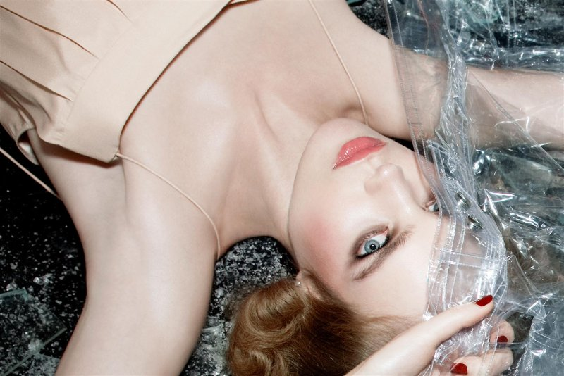 Morning Beauty | Natalia Vodianova by Steven Meisel
