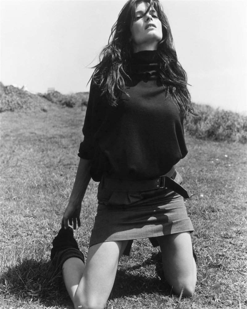 Morning Beauty | Stephanie Seymour by Carter Smith