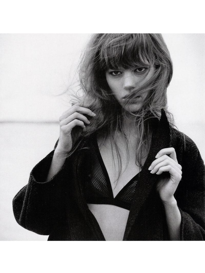 Morning Beauty | Freja Beha Erichsen by Bruce Weber