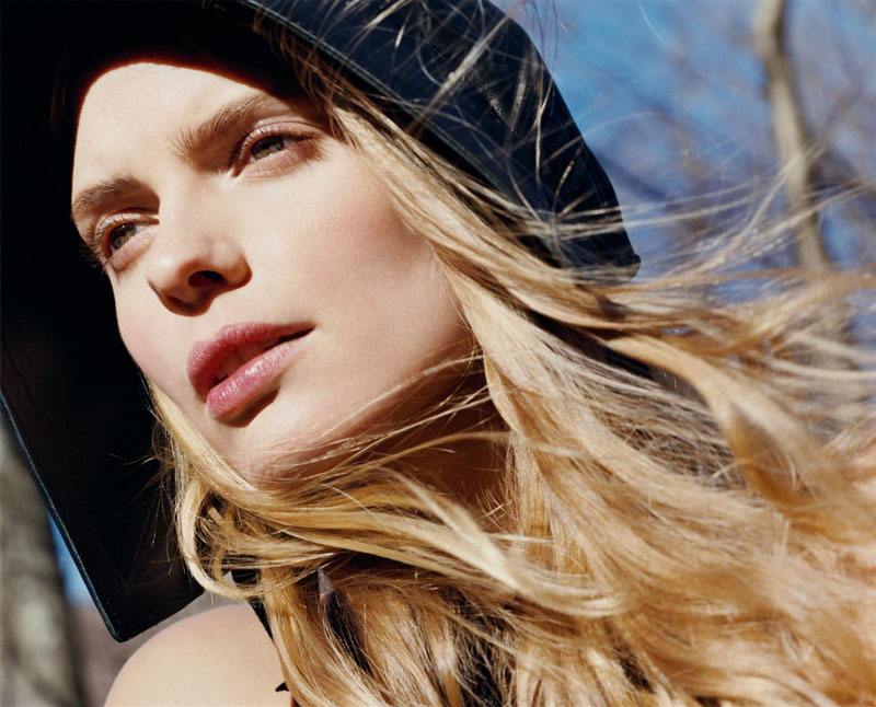 Morning Beauty | Julia Stegner by Carter Smith