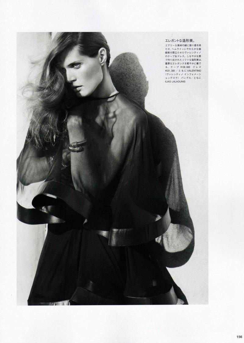 Malgosia Bela by Cédric Buchet for Vogue Nippon July 2010
