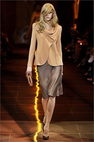 Armani Privé | Paris Haute Couture Fall 2010