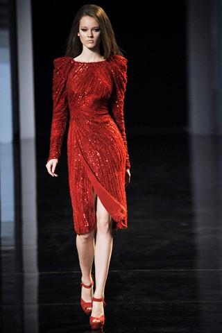 Elie Saab | Paris Haute Couture Fall 2010