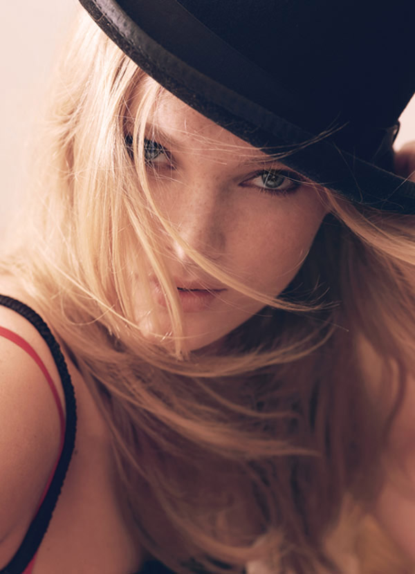 Portrait | Elsa Hosk by Gemma Booth