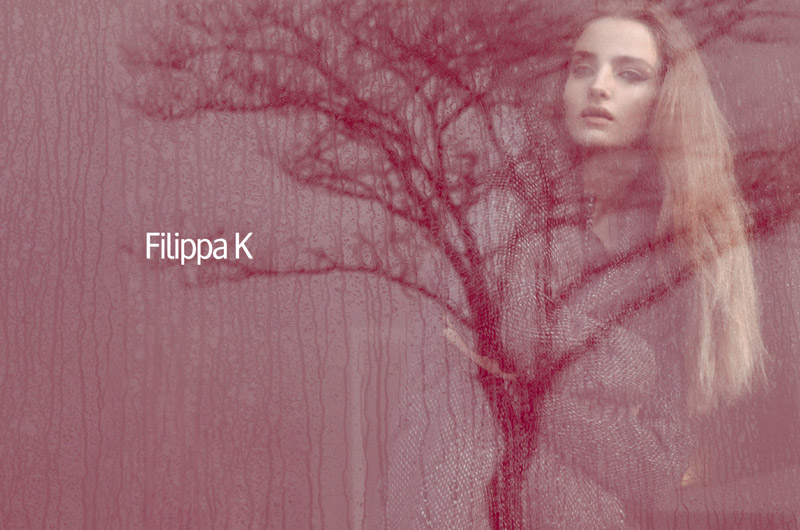 Filippa K Fall 2010 Campaign | Amanda Norgaard by Camilla Akrans