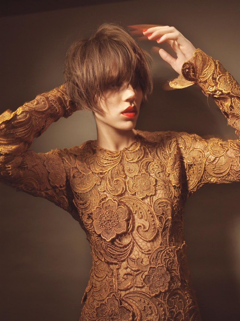 Morning Beauty | Freja Beha Erichsen by Glen Luchford