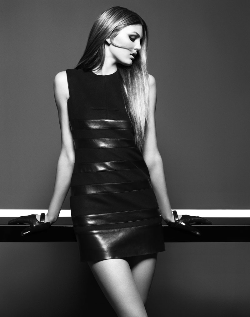 Georges Rech Fall 2010 Campaign | Ali Stephens by Greg Kadel