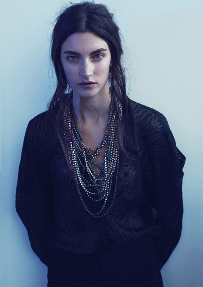 Portrait | Jacquelyn Jablonski by Rick Shaine