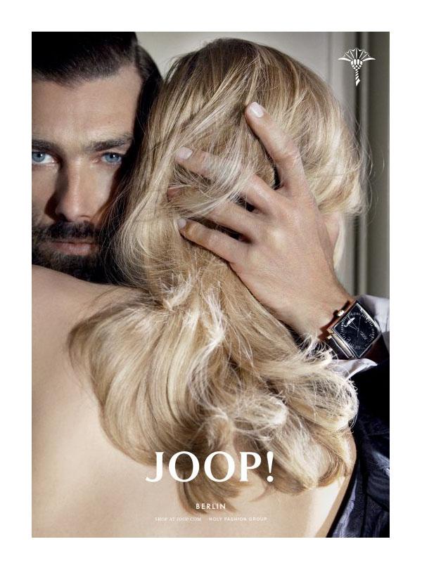 Joop! Fall 2010 Campaign   Iselin Steiro by Glen Luchford