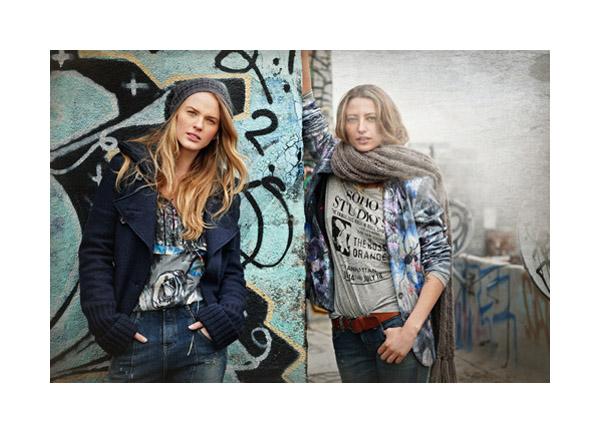 Hugo Boss Orange Fall 2010 Campaign   Noot Seear & Anne Vyalitsyna by Matt Jones