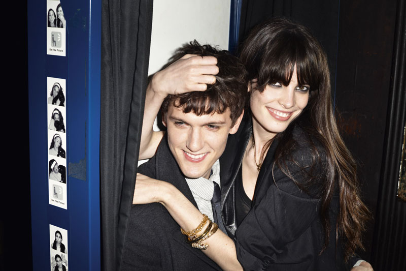 Sisley Fall 2010 Campaign   Ashley Smith by Terry Richardson