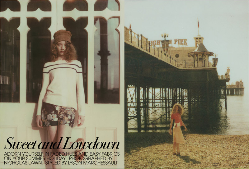 Nia by Nicholas Lawn in Sweet & Lowdown | TEST
