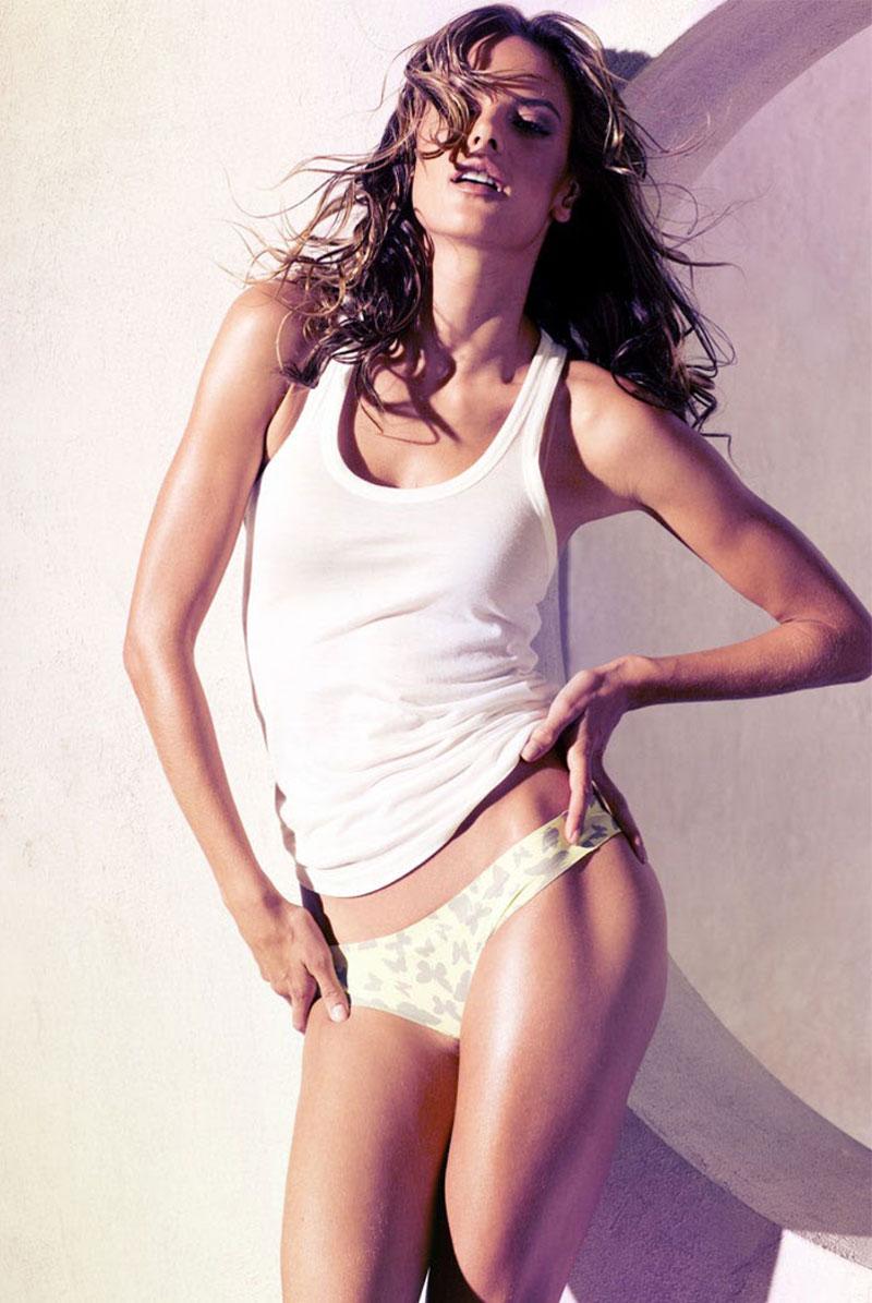 Portrait | Alessandra Ambrosio & Candice Swanepoel by James Macari