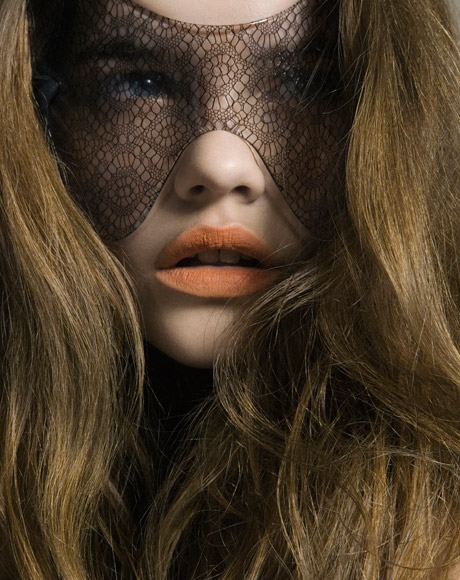 Portrait | Barbara Palvin by George Katsanakis