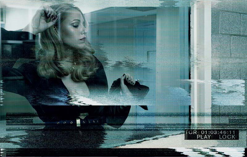 Blake Lively for Interview September 2010 by Craig McDean