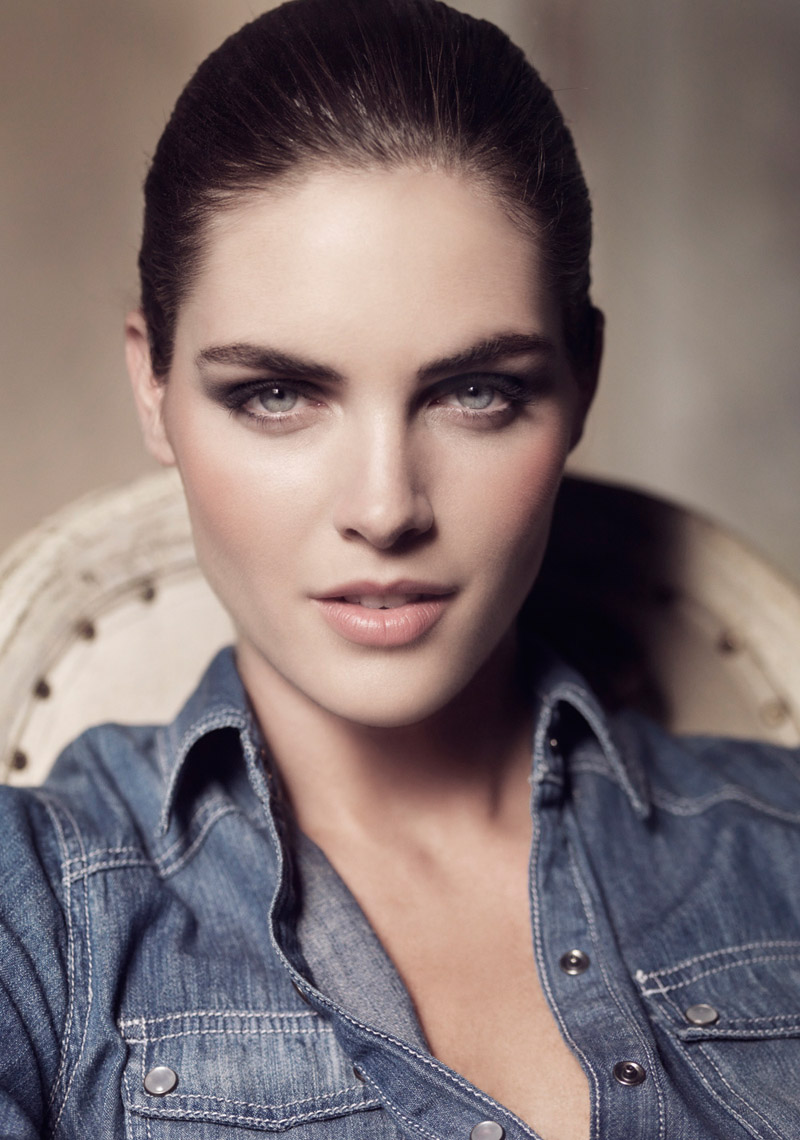 Hilary Rhoda for Blanco Fall 2010 Campaign by Hunter & Gatti