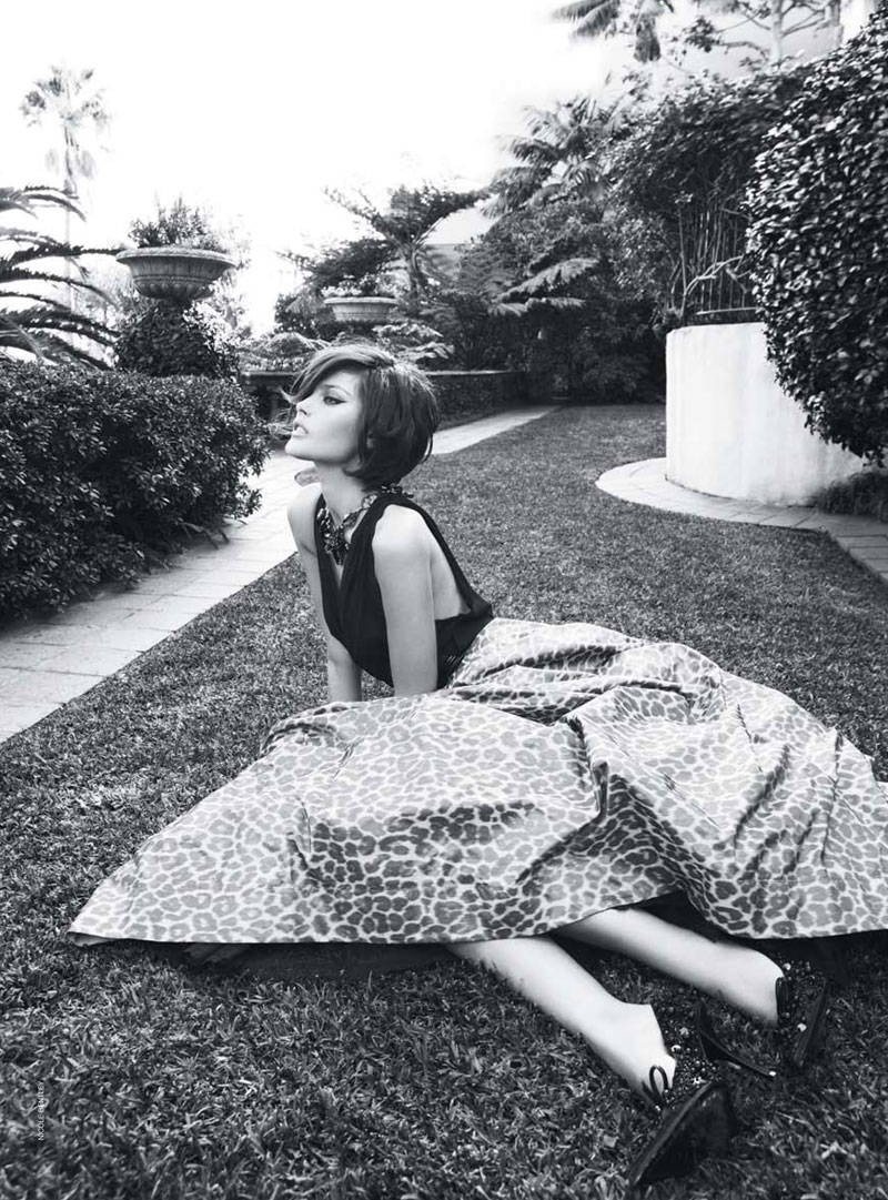 Catherine McNeil by Nicole Bentley for Vogue Australia September 2010