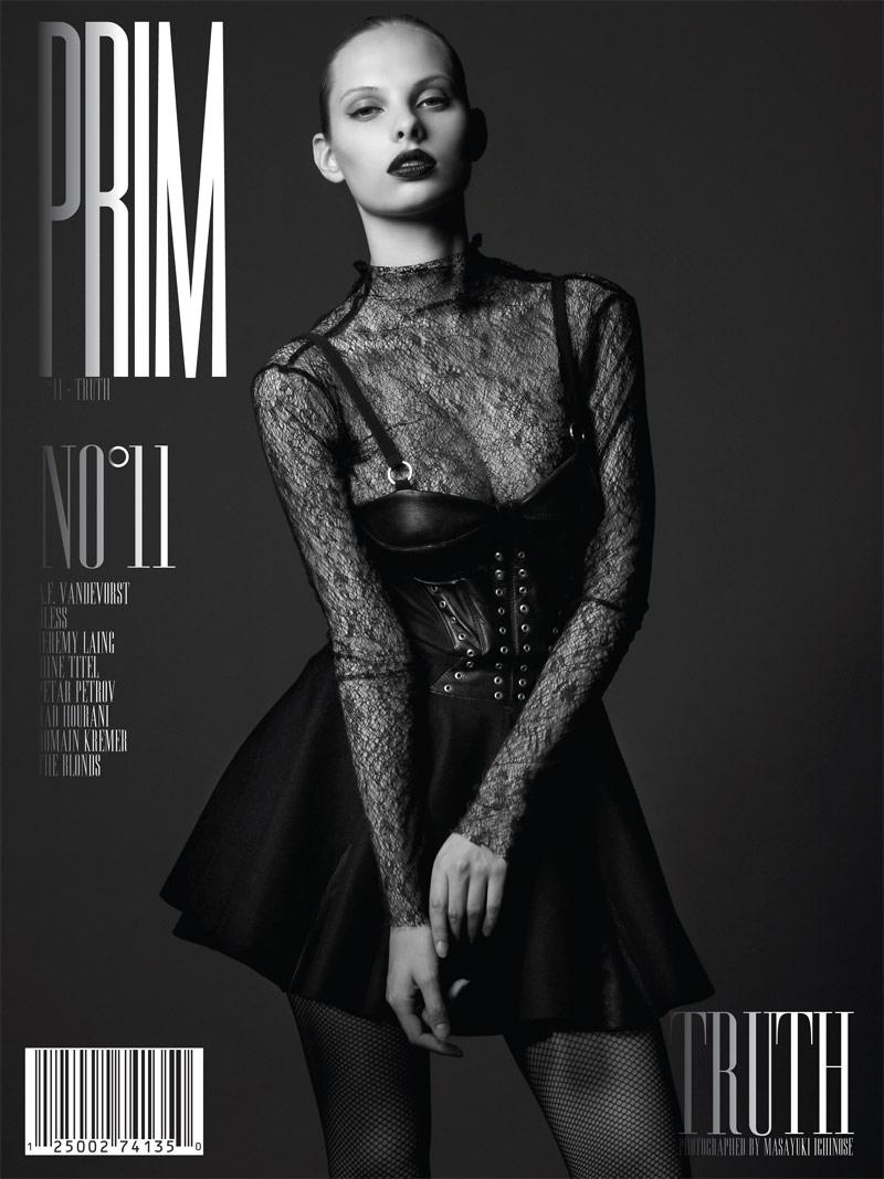 Dioni Tabbers for Prim Magazine Issue #11 by Masayuki Ichinose