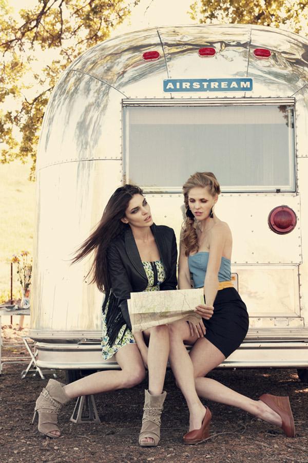 Portrait | Barbora Vesela & Marion Sealy by Nicole Hill