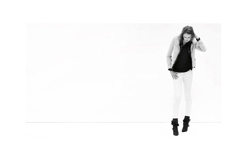 Eniko Mihalik for IRO's Fall 2010 Campaign