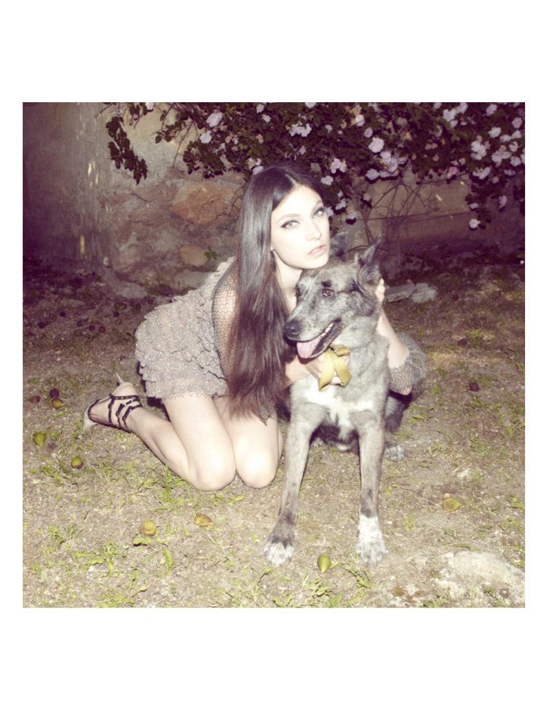 Jacquelyn Jablonski by Sean & Seng for POP Fall/Winter 2010