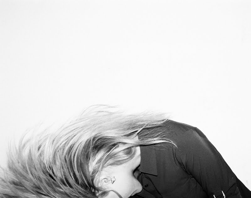 Portrait   Jessica Stam by Marley Kate