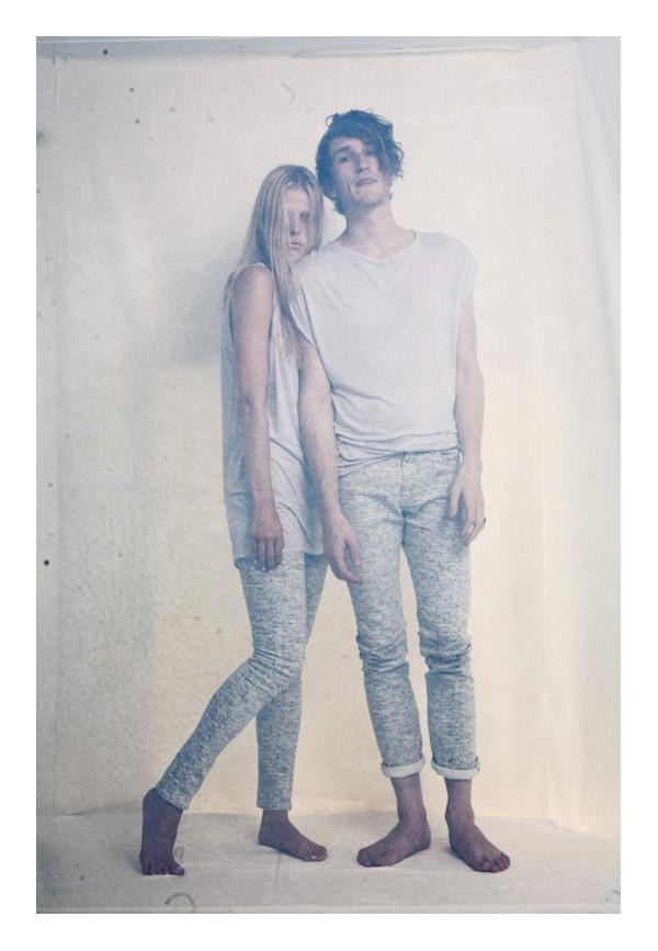 Them Atelier Spring/Summer 2011 Lookbook by Eliot Lee Hazel