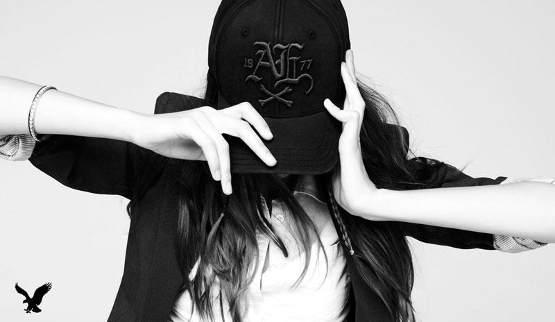 American Eagle Outfitters Fall 2010 Campaign | Regina & Kori by Nagi Sakai