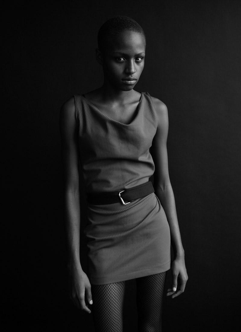 Fresh Face | Ashane Rose by Ross Shields