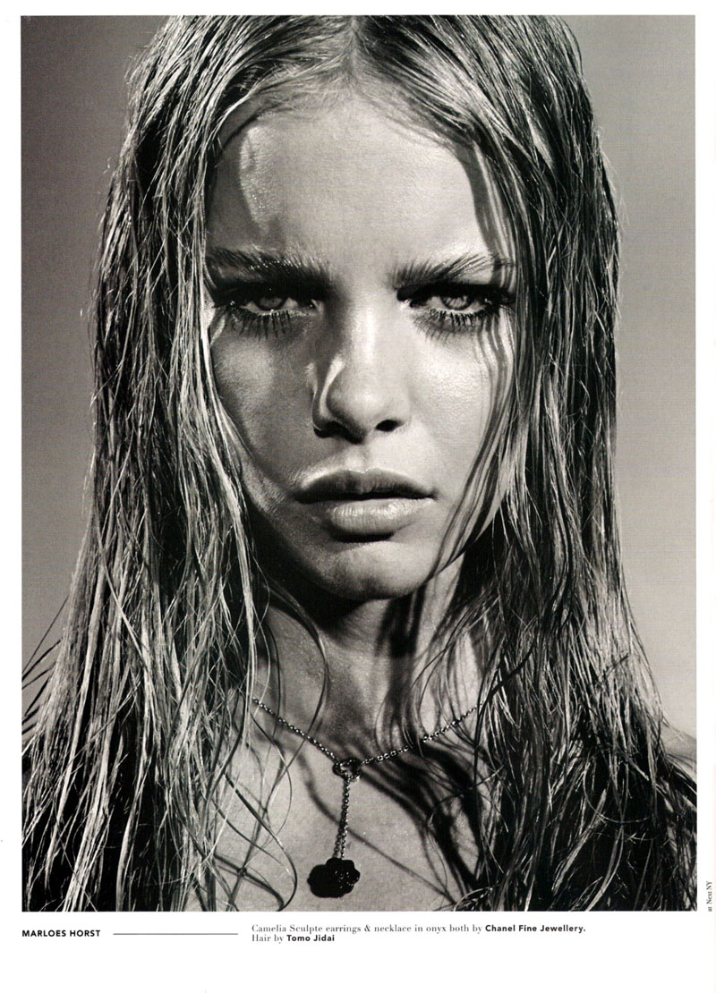 Blonde Ambition by Jamie Morgan for POP Fall/Winter 2010
