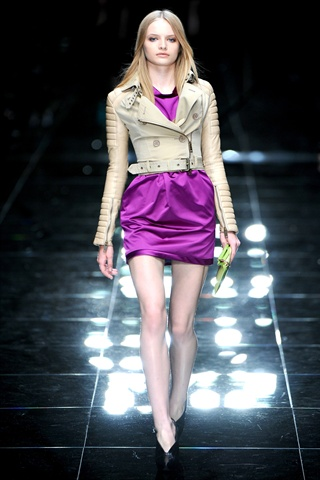 Burberry Spring 2011 | London Fashion Week