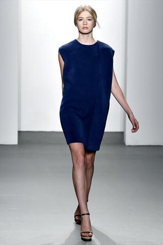 Calvin Klein Spring 2011   New York Fashion Week
