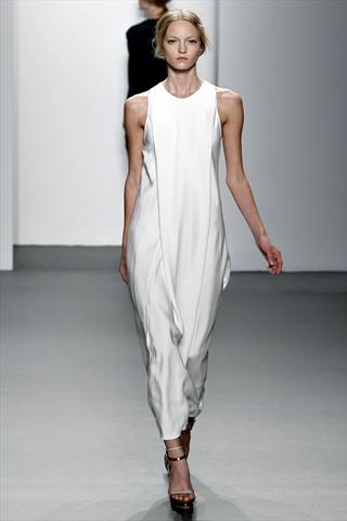 Calvin Klein Spring 2011 | New York Fashion Week