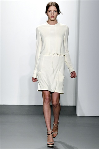 Calvin Klein Spring 2011 | New York Fashion Week